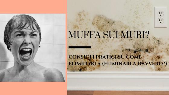 Muffa sui muri consigli pratici su come eliminarla - Muffa sui muri esterni ...